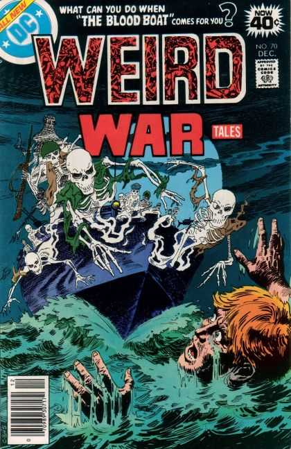 Weird War Tales 70
