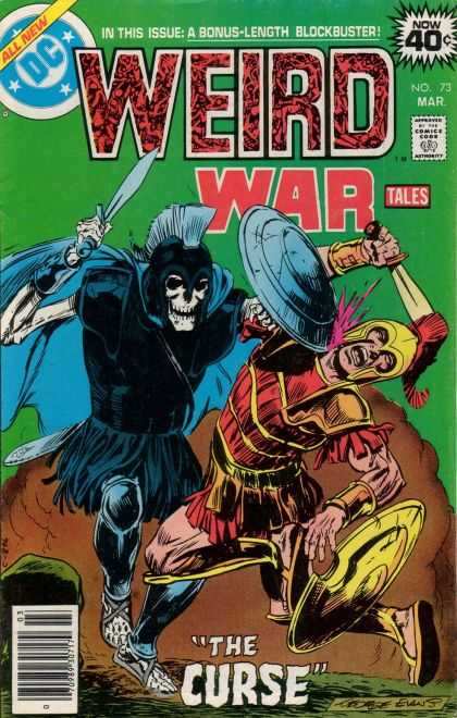 Weird War Tales 73