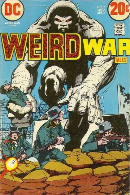 Weird War Tales 8 - Neal Adams