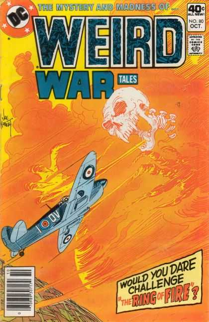 Weird War Tales 80