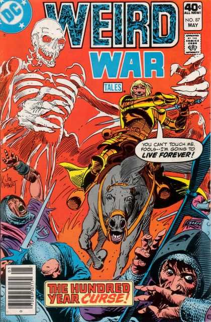 Weird War Tales 87 - Joe Kubert