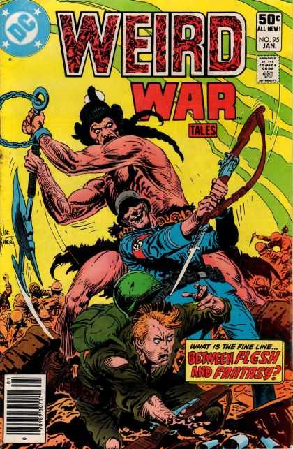 Weird War Tales 95 - Joe Kubert