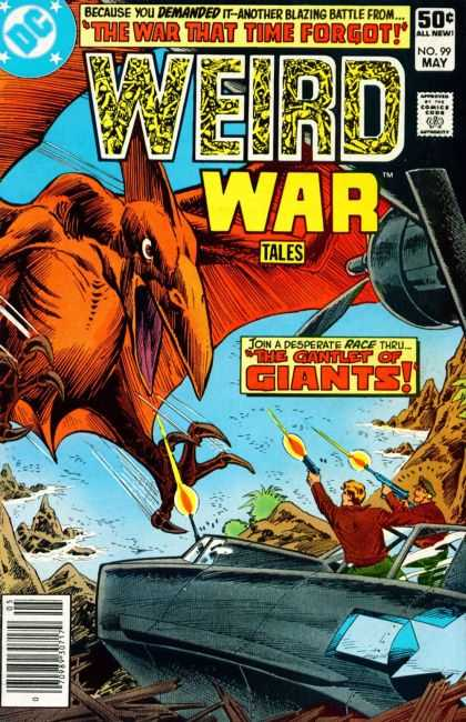 Weird War Tales 99 - Dave Cockrum, Dick Giordano