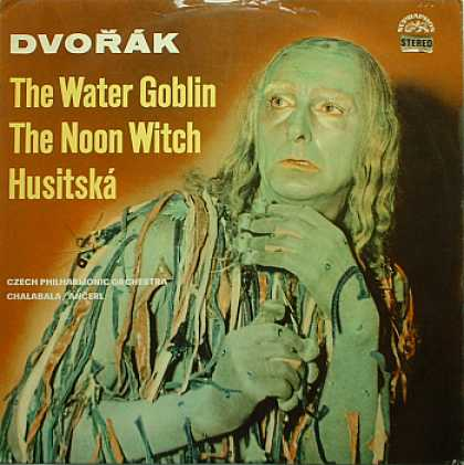 Weirdest Album Covers - Dvorak (The Water Goblin...)