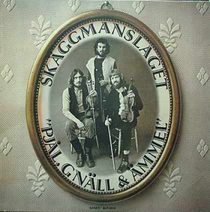 Weirdest Album Covers - Skaggmanslaget (Pjal, Gnall & Ammel)