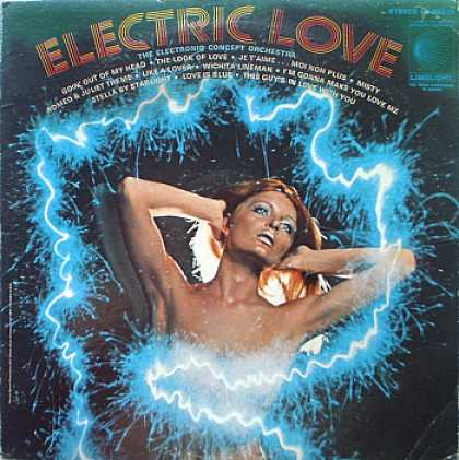 Weirdest Album Covers - Electric Love