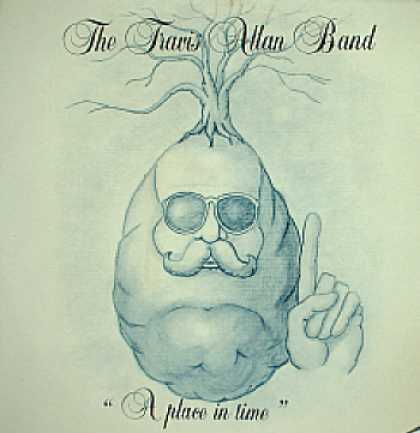 Weirdest Album Covers - Allan, Travis (A Place In Time