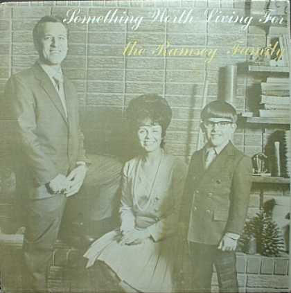 Weirdest Album Covers - Ramsey Family (Something Worth Living For)