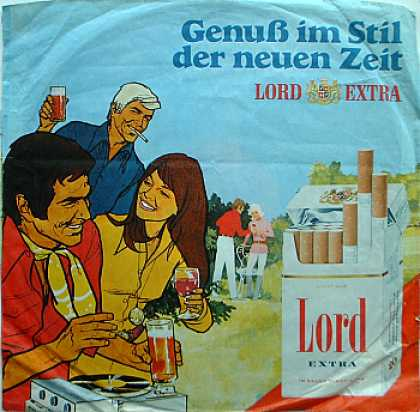 Weirdest Album Covers - Lord Extra