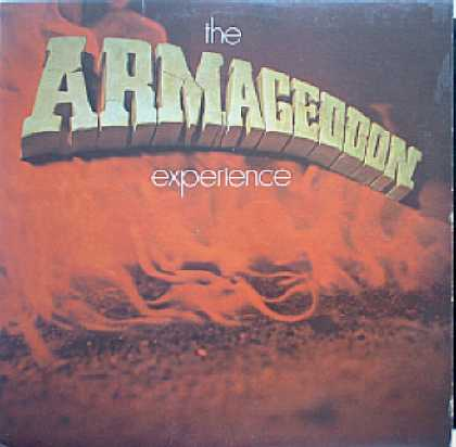 Weirdest Album Covers - Armageddon Experience (self-titled)