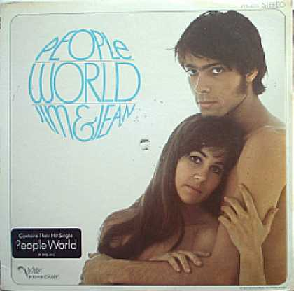 Weirdest Album Covers - Jim & Jean (People World)