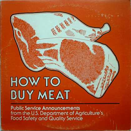 Weirdest Album Covers - How To Buy Meat