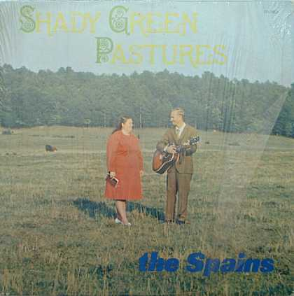 Weirdest Album Covers - Spains (Shady Green Pastures)