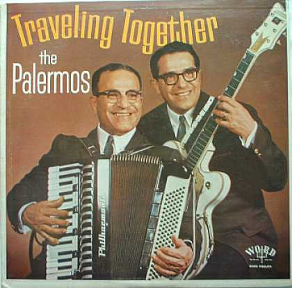 Weirdest Album Covers - Palermos, The (Traveling Together)