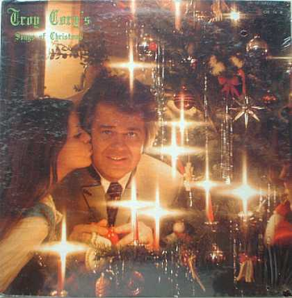 Weirdest Album Covers - Cory, Troy (Songs Of Christmas)