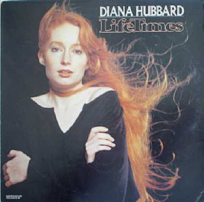 Weirdest Album Covers - Hubbard, Diana (Life Times)