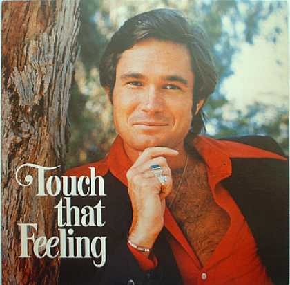 Weirdest Album Covers - Kayzer, Beau (Touch That Feeling)