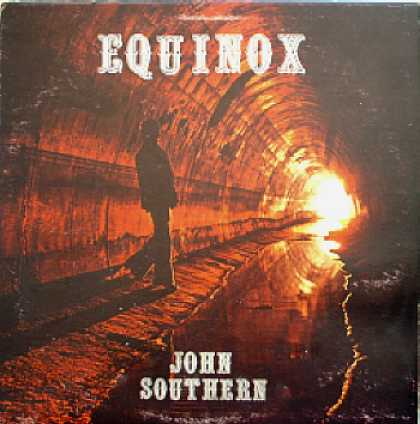 Weirdest Album Covers - Southern, John (Equinox)