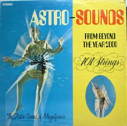 Weirdest Album Covers - 101 Strings (Astro-Sounds)