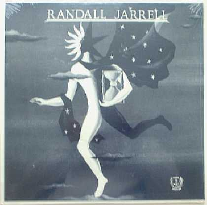 Weirdest Album Covers - Jarrell, Randall (self-titled)