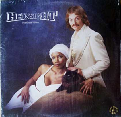 Weirdest Album Covers - Heinsight (The Great White)