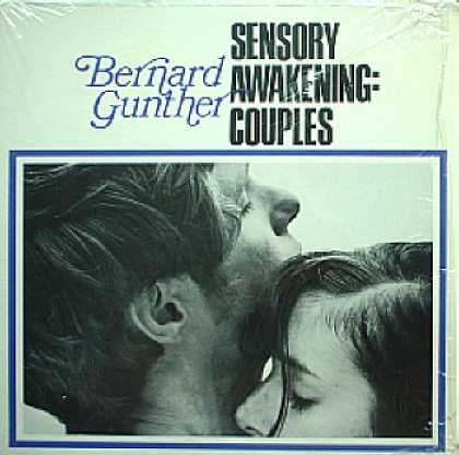 Weirdest Album Covers - Gunther, Bernard (Sensory Awakening: Couples)