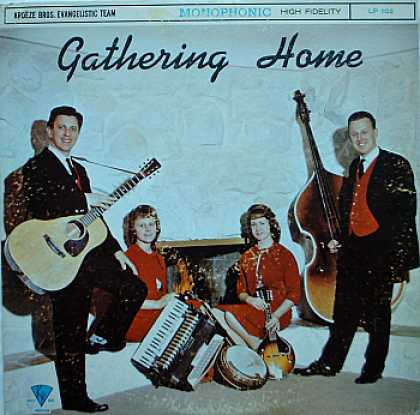 Weirdest Album Covers - Kroeze Bros. (Gathering Home)