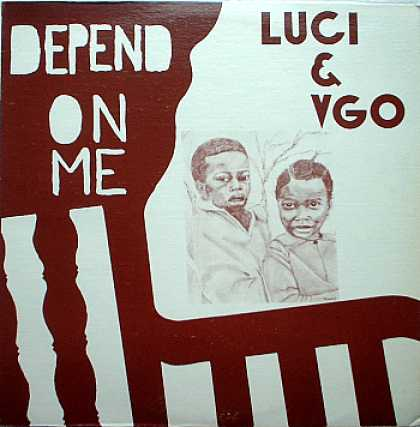 Weirdest Album Covers - Luci & Vgo (Depend On Me)