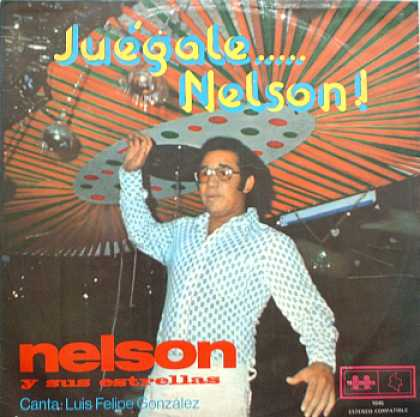 Weirdest Album Covers - Nelson (Juegale)