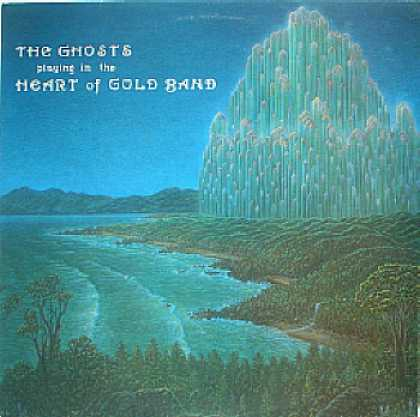 Weirdest Album Covers - Ghosts, The & The Heart Of Gold Band (The Ghosts Playing In The Heart Of Gold Ba