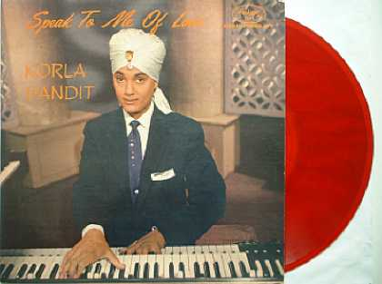 Weirdest Album Covers - Pandit, Korla (Speak To Me Of Love)