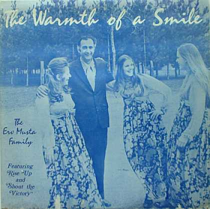 Weirdest Album Covers - Musta Family (The Warmth Of A Smile)