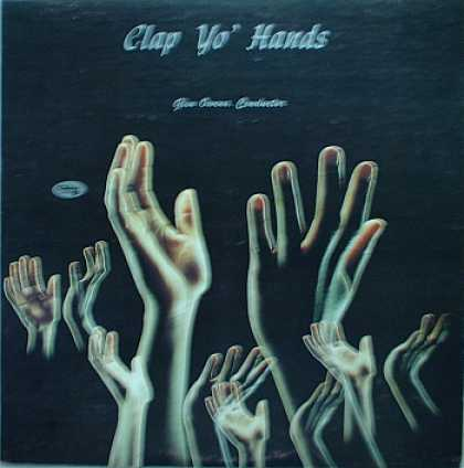 Weirdest Album Covers - Owens, Glen (Clap Yo' Hands)