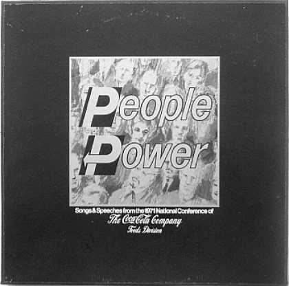 Weirdest Album Covers - Southwest Freeway Rock Band (People Power)
