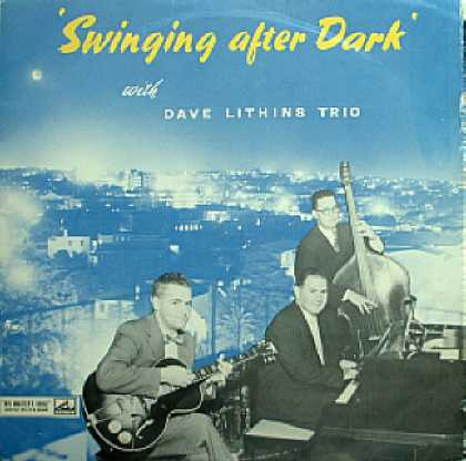 Weirdest Album Covers - Lithins, Dave Trio (Swinging After Dark)