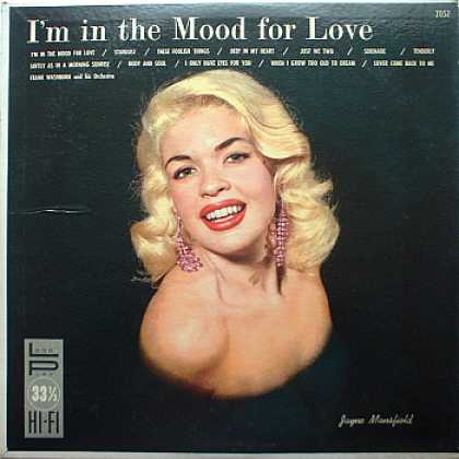 Weirdest Album Covers - I'm In The Mood For Love