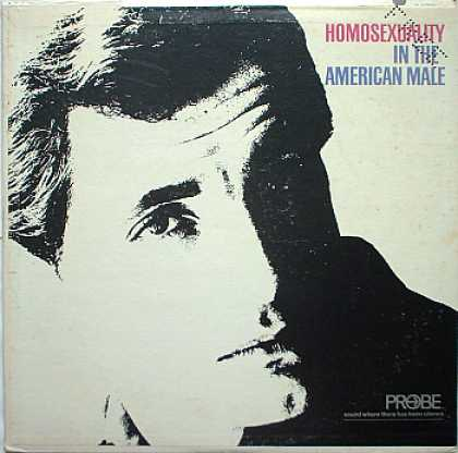 Weirdest Album Covers - Homosexuality In The American Male
