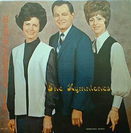 Weirdest Album Covers - Hymntones (Happiness Is...)