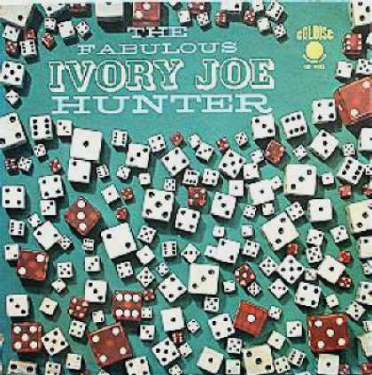 Weirdest Album Covers - Hunter, Ivory Joe (The Fabulous...)