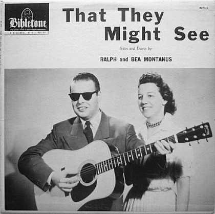 Weirdest Album Covers - Montanus, Ralph & Bea (That They Might See)