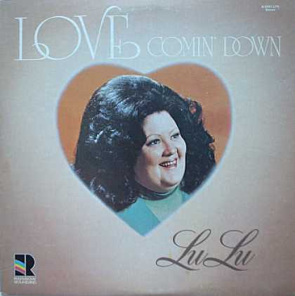 Weirdest Album Covers - Roman, Lulu (Love Comin' Down)