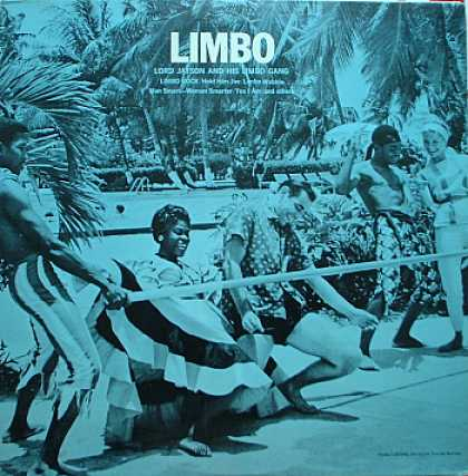 Weirdest Album Covers - Lord Jayson (Limbo)