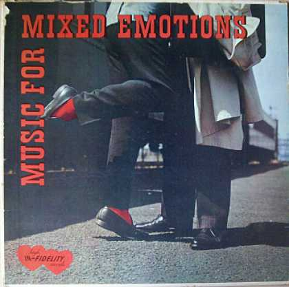 Weirdest Album Covers - Mixed Emotions