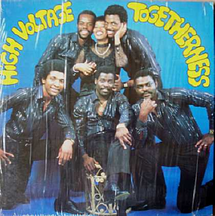 Weirdest Album Covers - High Voltage (Togetherness)