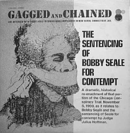Weirdest Album Covers - Gagged And Chained