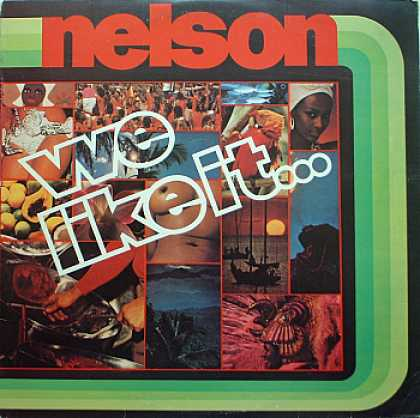 Weirdest Album Covers - Nelson (We Like It...)