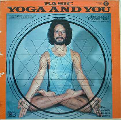 Weirdest Album Covers - Basic Yoga And You