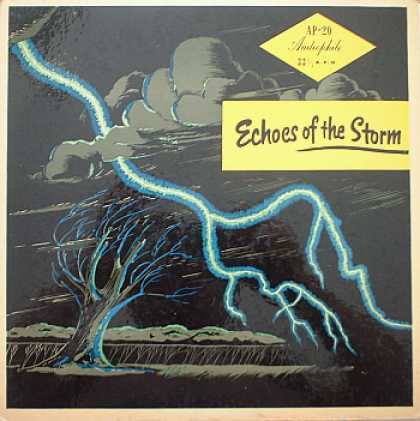 Weirdest Album Covers - Echoes Of The Storm