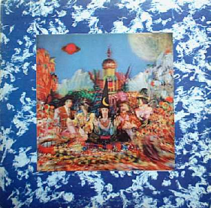 Weirdest Album Covers - Rolling Stones (Their Satanic Majesties Request)