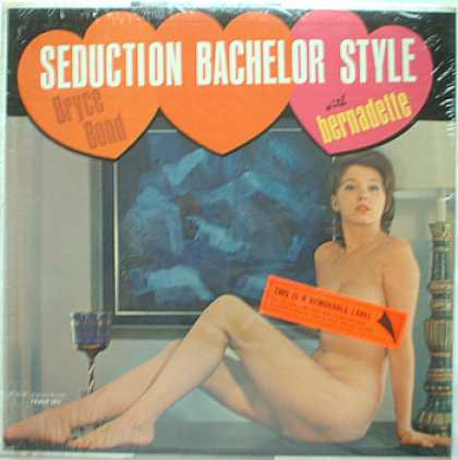 Weirdest Album Covers - Bond, Bryce (Seduction Bachelor Style)